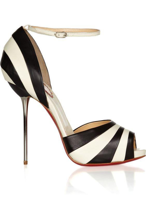 replica shoes men - CHRISTIAN LOUBOUTIN 20th Anniversary Armadillo Bride 120 leather ...