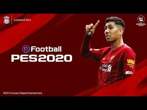 Efootball Pes 2020 Mobile Patch Kits And Logos Android 4 0 1