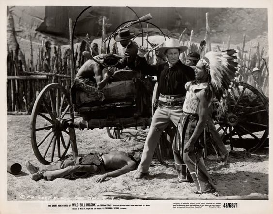 The Great Adventures of Wild Bill Hickok - 1938 - Sam Nelson, Mack V. Wright