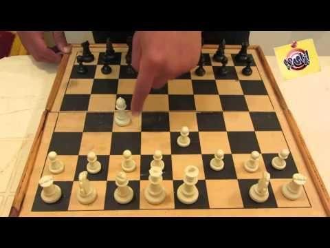 تعلم كيف تلعب الشطرنج للمبتدئين من الصفر حتى الاحتراف Chess Board