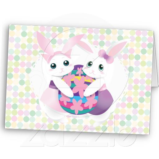 Easter Kitty and Bunny Cards $2.95