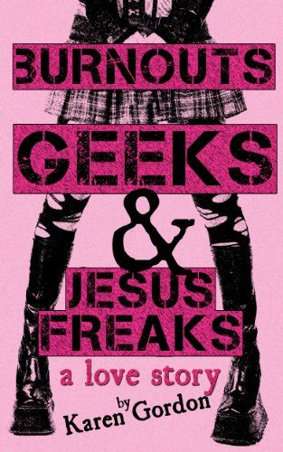 Burnouts, Geeks and Jesus Freaks - this book is free on Amazon as of March 4, 2014. Click to get it. See more handpicked free Kindle ebooks - judged by their covers fresh every day at www.shelfbuzz.com