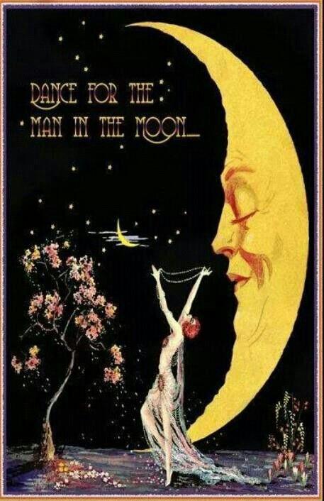 Dancing under the moonlight lyrics