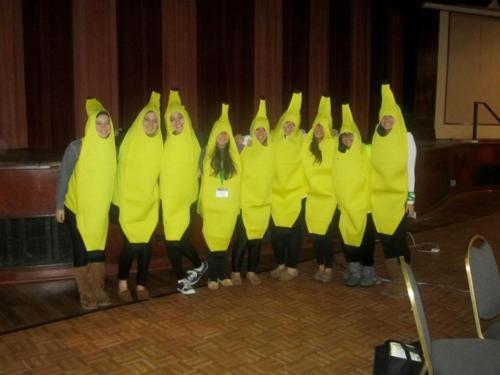 NSR BBG 54 goes bananas!