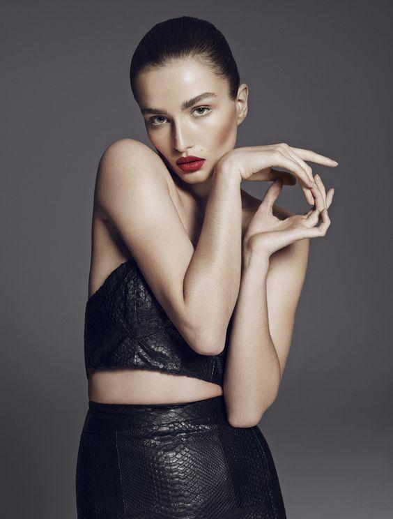 ☆ Andreea Diaconu | Photography by Paola Kudacki | For Vamp Magazine | Spring 2014 ☆ #Andreea_Diaconu #Paola_Kudacki #Vamp_Magazine #2014
