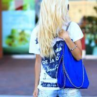 DIY: un sac avec des chaînes - Mode - Flair
