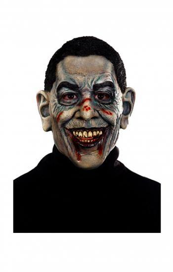 Zombie Obama Maske - Obama endlich unsterblich #masken #amsk #carnival #karneval