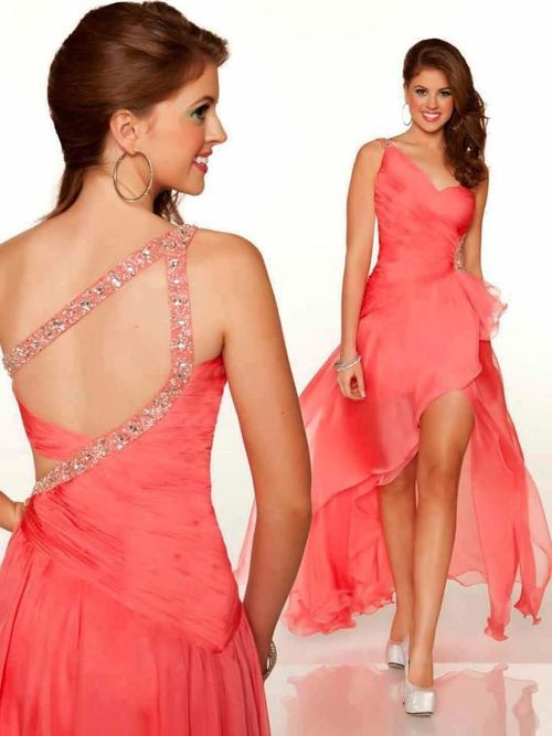 Vestidos De Damas De Honor Cortos
