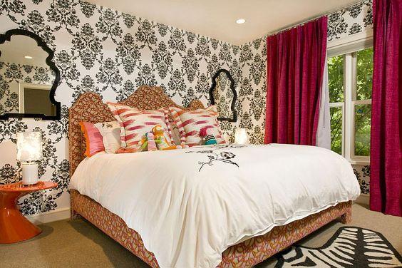 Camera da letto in stile vittoriano n.19