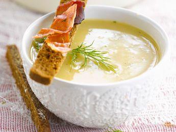 Soupe d'hiver aux pommes de terre