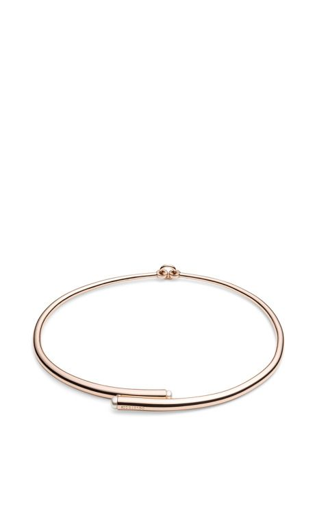 Pearl Hinged Chocker by Eddie Borgo - Moda Operandi