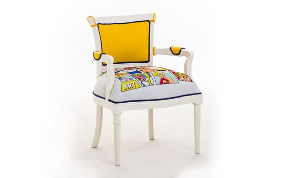 Cadeira Pop Art