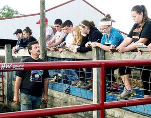 Making a difference: livestock programs prepare youth for their futures