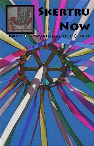 Skertru Now is a magazine with a commonality uncommon to other Asatru publications. https://www.facebook.com/SkertruNow