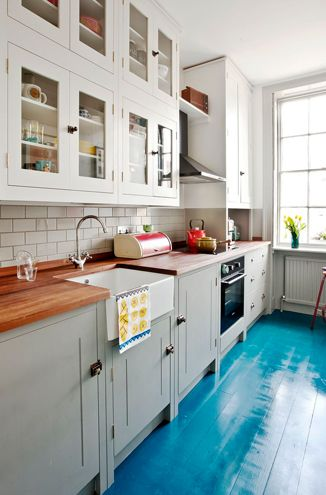 5 Great Ideas for Adding Colour to your Kitchen - The Chromologist