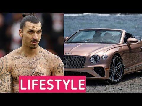 Zlatan Ibrahimovic S Lifestyle 2020 Youtube In 2020 Zlatan Ibrahimovic Neymar Girlfriend Cristiano Ronaldo News