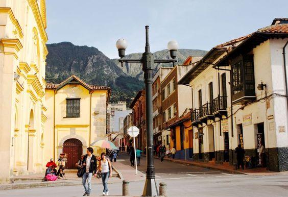 La Candelaria - Bogota - Colombie