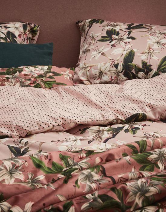 Essenza Verano Bettwasche Rose Bettwasche Bettbezug Schlafzimmer Blumen Floral Bedroom Bedroom Schlafzimmer Baumwollbettwasche Bettwasche