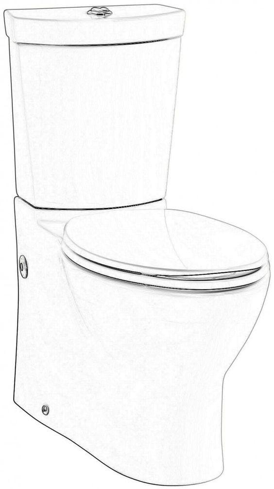 Kohler K 3654 0 Elongated Two Piece Toilet With Dual Flush Technology In White Kohler Flush Elongated