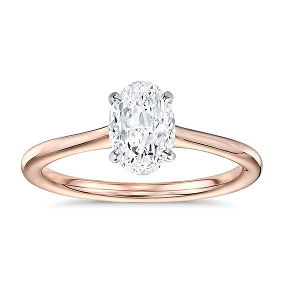60 stunning oval engagement rings that ll leave you