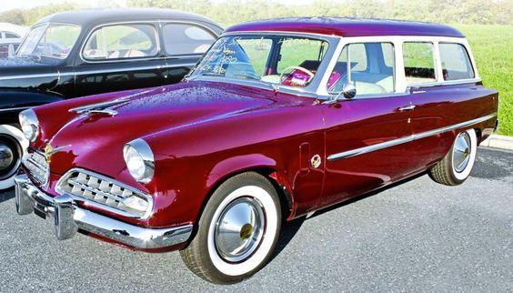 Rarely Seen Regal - 1954 Studebaker Commander Regal Conestoga