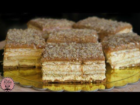 Krowkowe Ciasto Z Bananami Bez Pieczenia Rita Creative Youtube Food Desserts Breakfast Recipes