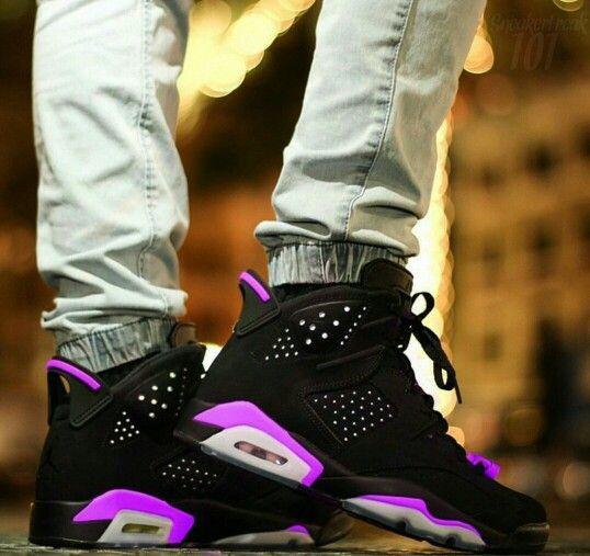 ριηтεяεsт:⚘qωε3ηв⚘ ♕ |Jordan 5 black & purple