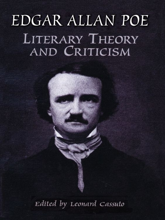 an introduction to the literature by edgar allan poe Edgar allan poe remarked about his poem, the sleeper, [i]n the higher qualities of poetry, it is better than 'the raven'—but there is not one man in a million who could be brought to agree with me in this opinion (poe as a poet.