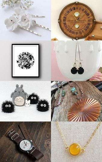 Round forms by Olena Ivanova on Etsy--Pinned with TreasuryPin.com