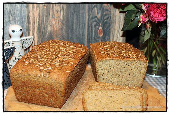 Mischbrot mit Maniokwurzel - glutenfrei (alternativ Kartoffeln) brotbackliebeundmehr Foodblog