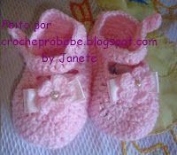 Croche pro Bebe: Alguns Links de passo a passo de sapatinhos em croche.