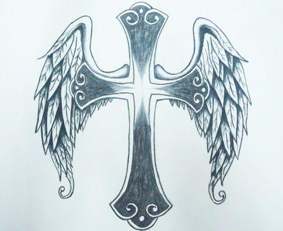 Ailes d 39 ange ailes de poulet and ange on pinterest - Tatouage ailes d ange ...
