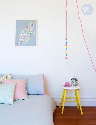Charlotte love: Pastel & Neon - 91 magazine