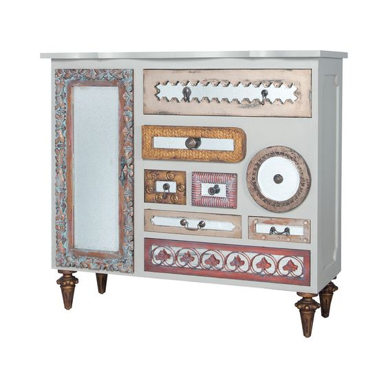 564 x 564 jpeg 37kB, Mirror Mosaic Chest in Manor Griege and Mashala ...