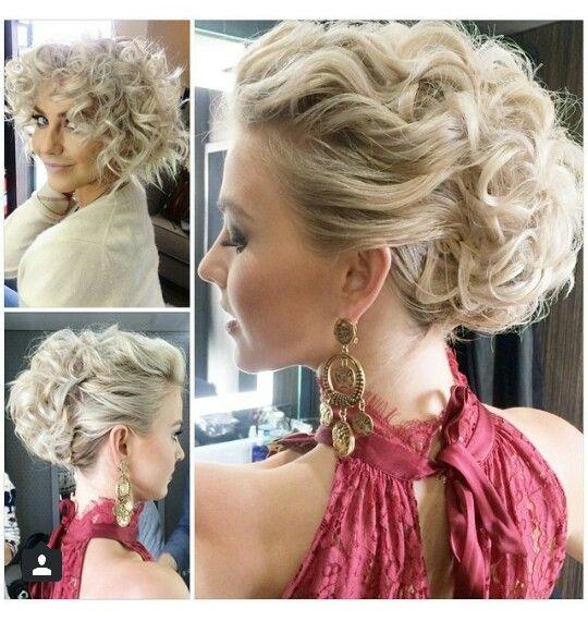 Updo Pinteres - Updos for short hair wedding