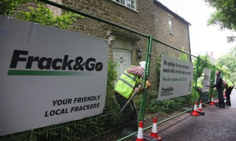 "avid Cameron's home in Dean, Oxfordshire, being turned into a 'fracking site' as environmental campaigners staged a protest over changes to ... -- The English countryside where, already, The Lord of the Rings moviemakers were able to find too little ""English countryside""."