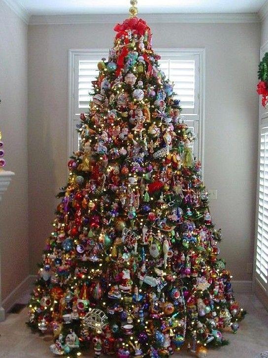 40 Best Christmas Tree Decor Ideas Inspirations For 2019 Sooshell Christmas Tree Inspiration Beautiful Christmas Trees Holiday Christmas Tree