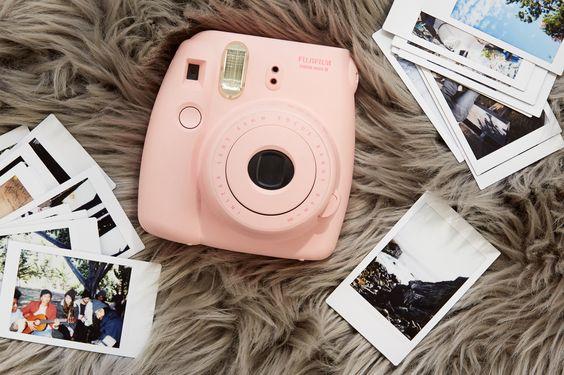Fujifilm Instax Perfekt fürs Gästebuch