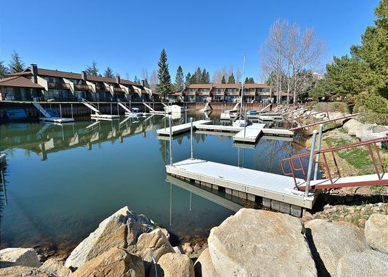 2BR Prime Tahoe Keys Condo w/ Private Deep Water Dock, Lake Views Welcome to a truly walk-friendly condo in the highly sought after Tahoe Keys waterfront community. This 2 bedroom/2 bath water view property is located directly adjacent to the outdoor pool, sandy beach, volleyball court, and kids play area. Kick back on a chaise at the swimming pool while taking in the spectacular lake and mountain views. - Turnkey Vacation Rental