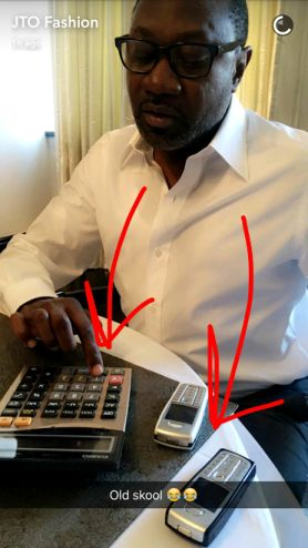 GetMotivatedNaija: Check out billionaire businessman Femi Otedola and...