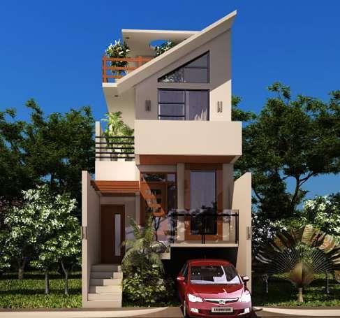Desain Rumah Minimalis 2 Lantai Hunian Modern Kekinian Interiordesign Id Rumah Minimalis Desain Rumah Desain Rumah Minimalis