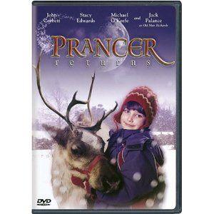 Prancer Returns starring Gavin Fink and John Corbett