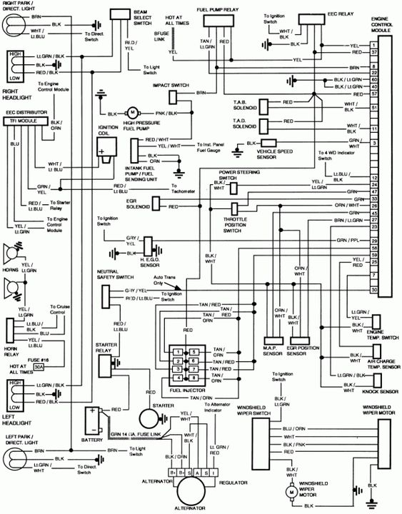 16 Ford E 150 Electrical Wiring Diagram Wiring Diagram Wiringg