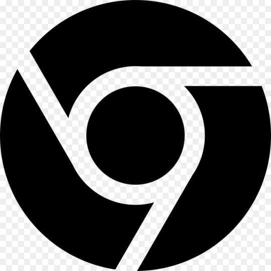 12 Chrome Logo Black And White Png Logo Icons Logo Background Black And White