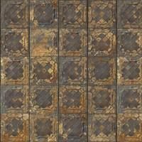 NLXL Brooklyn Tins Wallpaper by Merci 08  | Design 55
