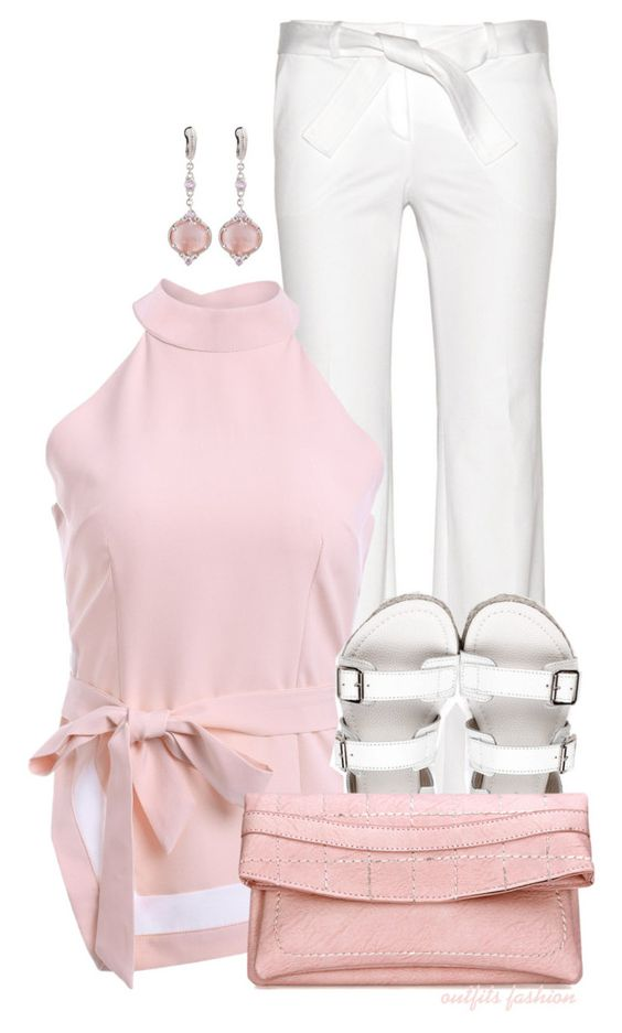 """""""Summer"""" by outfitsfashion4 ❤ liked on Polyvore featuring Emilio Pucci and Judith Ripka"""
