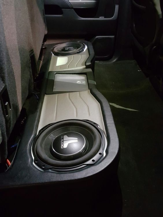 Pioneer Shallow Sub Review Pioneer 12 Subwoofer Review Pioneer Shallow 12 Truck Audio Car Stereo Systems Truck Audio System