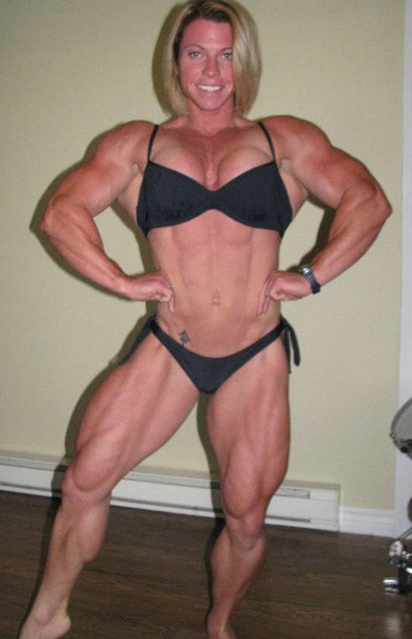 Fabiola Boulanger | MUSCLE GODDESSES - Thank God For