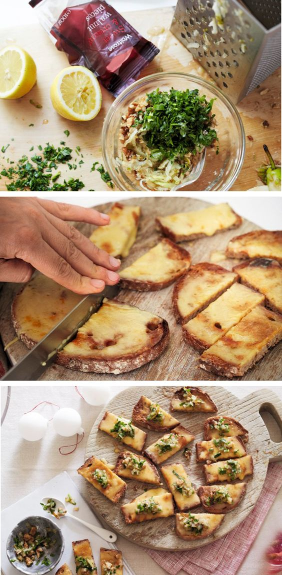 Welsh rarebit, Welsh and Cheese on toast on Pinterest