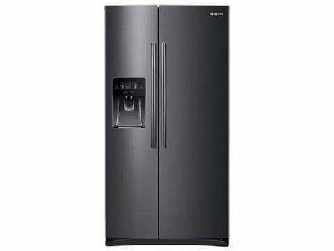 How To Reset Samsung Refrigerator Error Code 21 E Youtube Side By Side Refrigerator Samsung Refrigerator Ice Maker